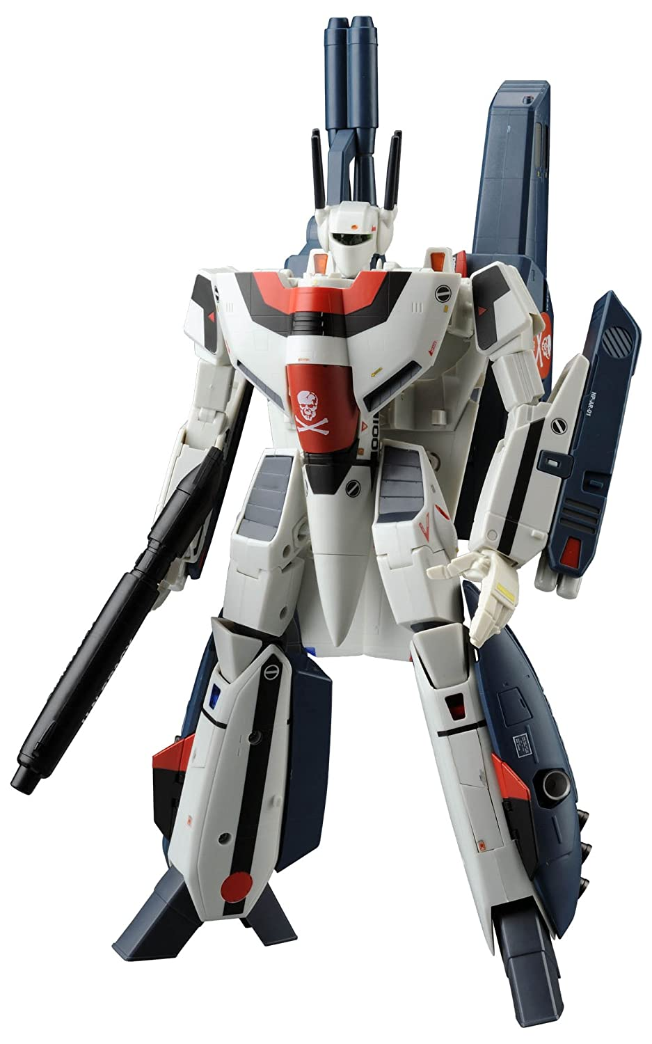 Macross 1/60 VF-1S Hikaru Type Perfect Transformable Valkyrie w/ Super Parts (japan import)