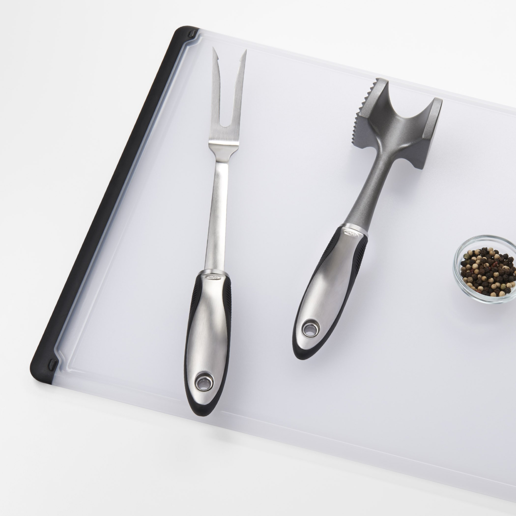 OXO SteeL Carving Fork by OXO