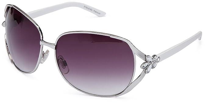 Eyelevel Hope 1, Occhiali da sole da donna, bianco(white), taglia produttore: one size