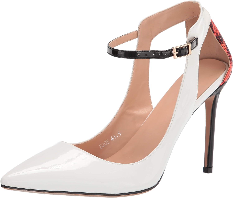 Women's Dress High Heel Sandals, Ankle