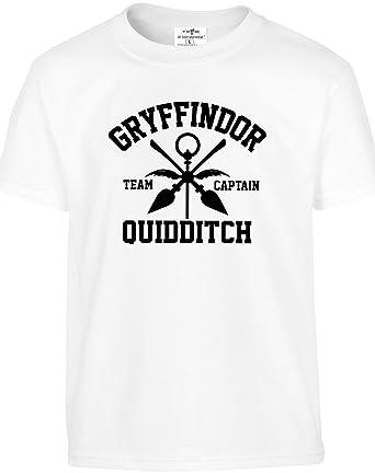 2058cd986 Eat Sleep Shop Repeat Gryffindor Quidditch Kids Tshirts Tshirt tee Short  Sleeve for Boys Girls Kids Children Harry Potter: Amazon.co.uk: Clothing