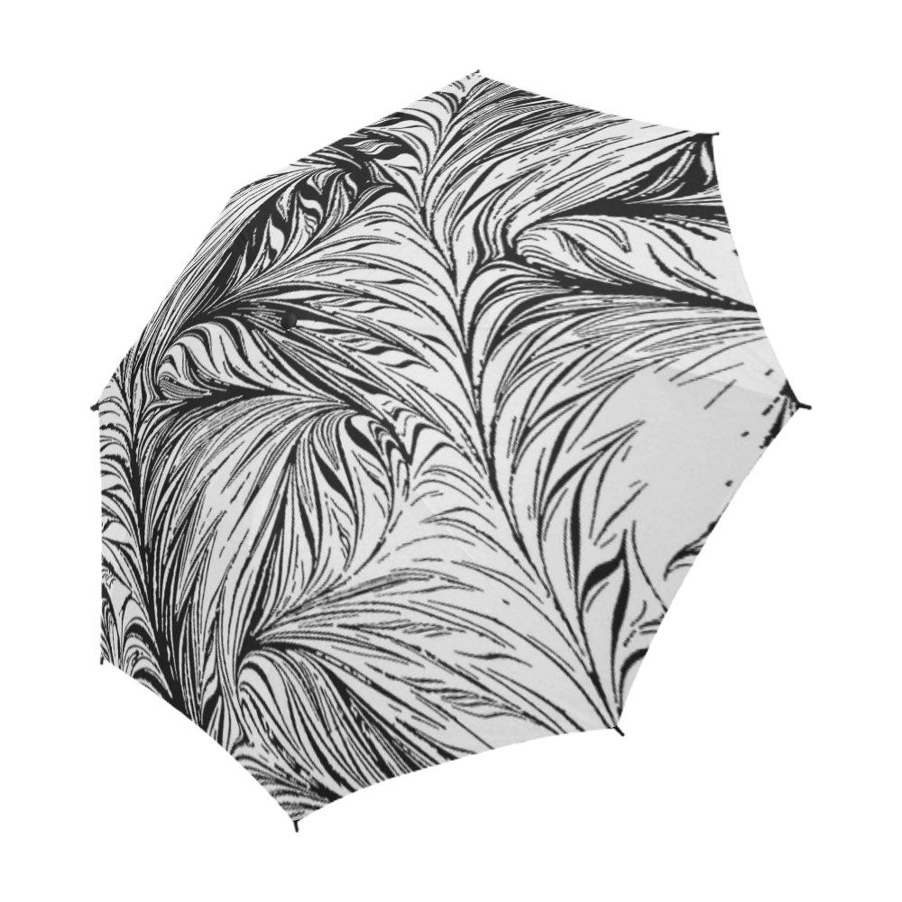 ENEVOTX Book Jacket Swirl Coloring Page Photoshop Unique Umbrella Semiautomatic Foldable Umbrella Foldable Travel Rainy Sunny Gift by ENEVOTX