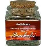 80ml Räuchermischung 'Antistress' zum Räuchern - Räuchwerwerk - im Korkenglas
