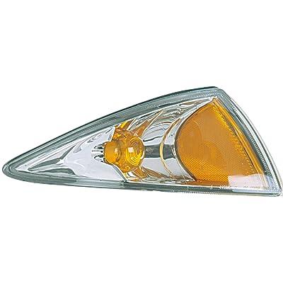 Dorman 1610179 Front Passenger Side Turn Signal / Parking Light Assembly for Select Chevrolet Models: Automotive