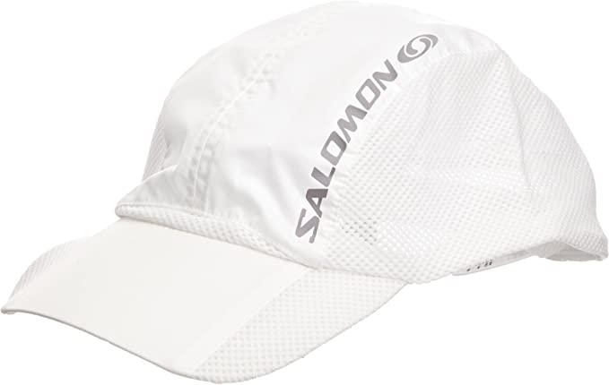 Salomon 1 x 3 XT - Gorra, tamaño único, Color Blanco: Amazon.es ...