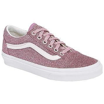 vans old skool mujer rosa