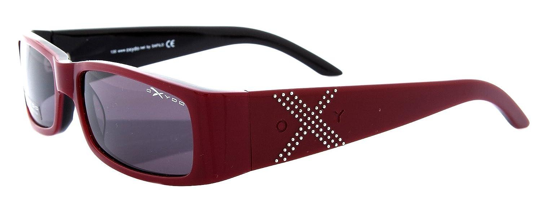 Oxydo Mujer Gafas de sol exit1 Rojo exit1 de bzay1: Amazon ...