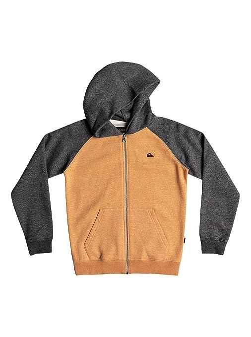 Quiksilver Everyday Zip Sweat Shirt à Capuche Sport Garçon