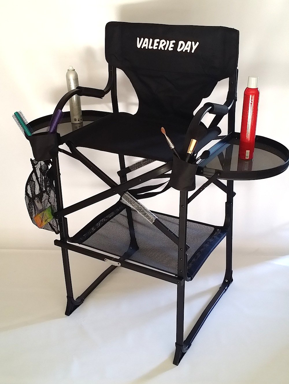 TuscanyPro Makeup & Hair Chair-YOUR NAME PRINTED ON THIS