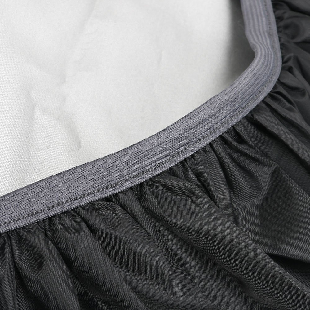 Cubierta Impermeable para Mochila 35L y 45L Dricar 2 Negro Fundas Cubiertas de mochila Protector de Lluvia Impermeable