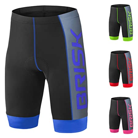 Brisk Bike Compression Cycling Shorts Compression Cycling Tights And