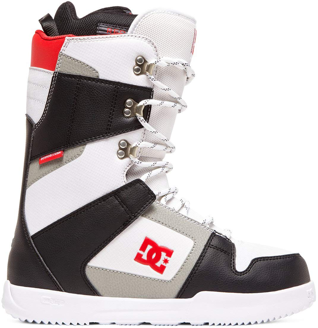 DC Phase Snowboard Boots Mens Sz 10.5 Black/White by DC