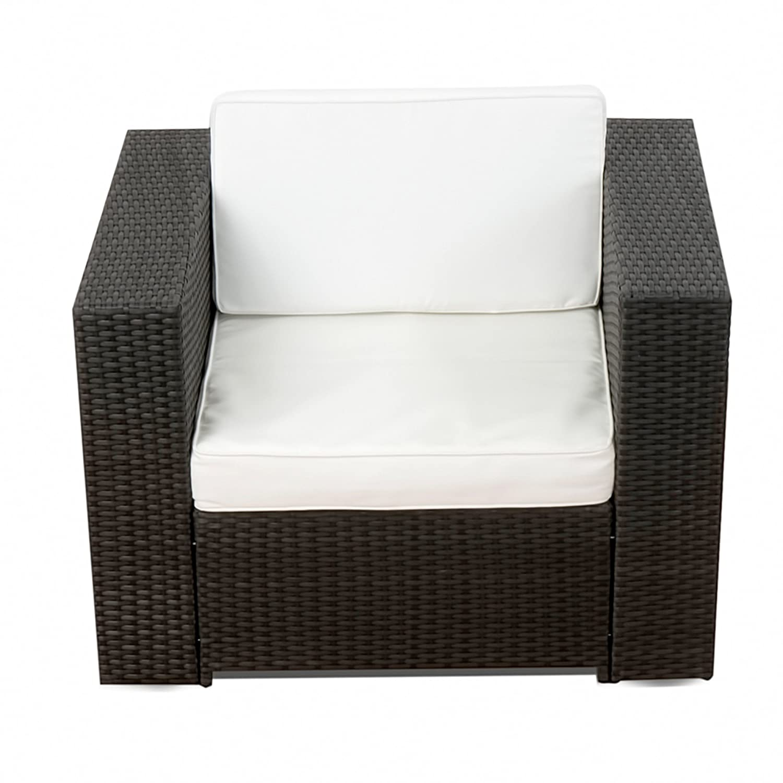 Amazon.de: XINRO® 1er Premium Lounge Sessel - Lounge Sofa ...