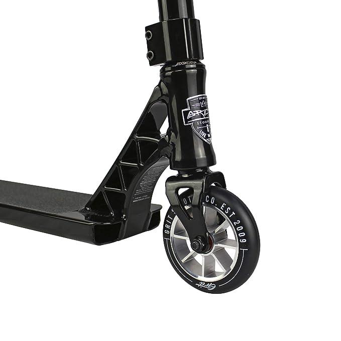 Amazon.com: Grit Elite Pro Scooter - Patinete profesional ...