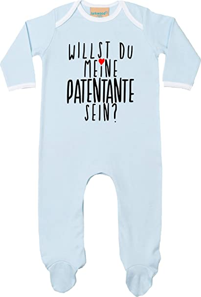 Kleckerliese Baby Schlafanzug Strampler Schlafstrampler Spr/üche Jungen M/ädchen Motiv Wenn ich Nicht schlafe schl/äft Hier keiner!