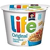 Life Original Multigrain Breakfast Cereal, 12 Individual Cups