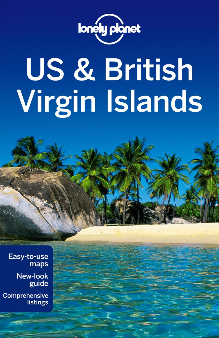 Lonely Planet Us British Virgin Islands Travel Guide Lonely Planet Karla Zimmerman 9781741042016 Amazon Com Books