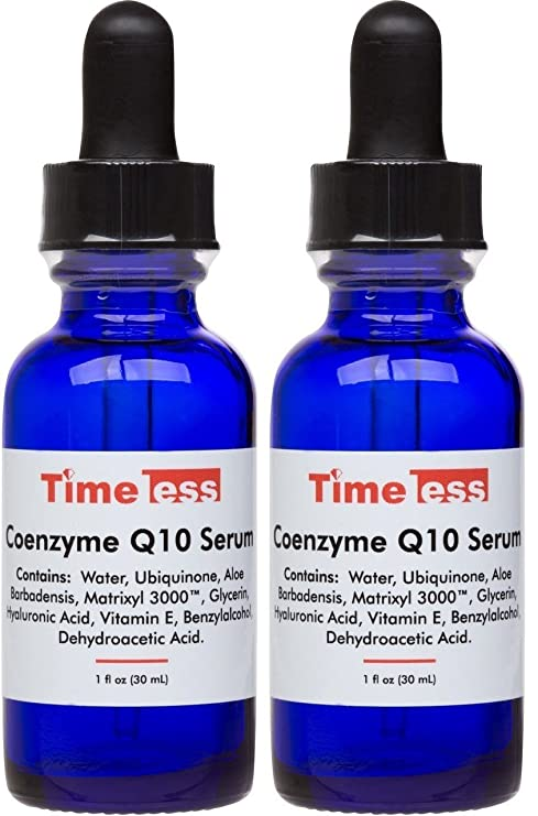 a6e5598487a Buy Coenzyme Q10 Serum 1 oz (2 Bottels) Online at Low Prices in India -  Amazon.in