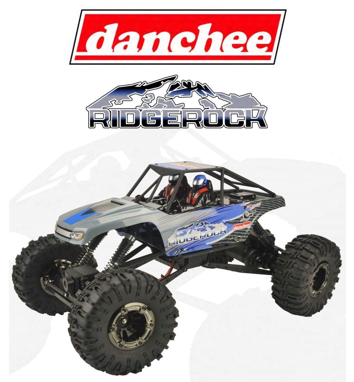 danchee Ridgerock 1/10 Scale Electric Crawler by Redcat Racing
