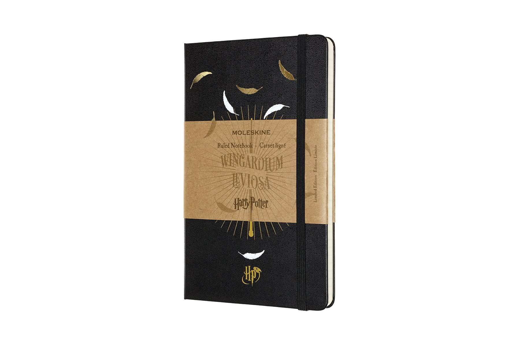 Moleskine Limited Edition Harry Potter Hard Cover Not ()