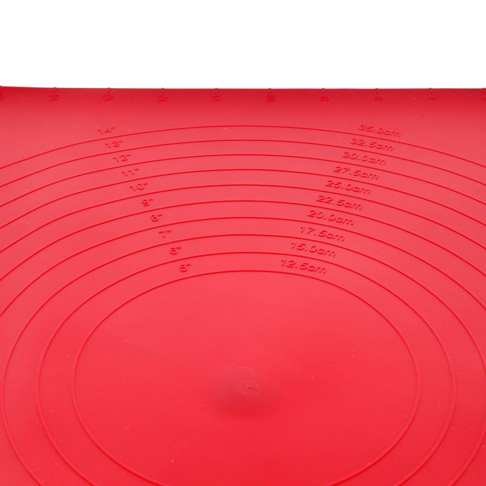 Westmark 30182260 Dough Rolling-Out Mat, 24.2 x 16.4 inches, Silicone by Westmark (Image #3)
