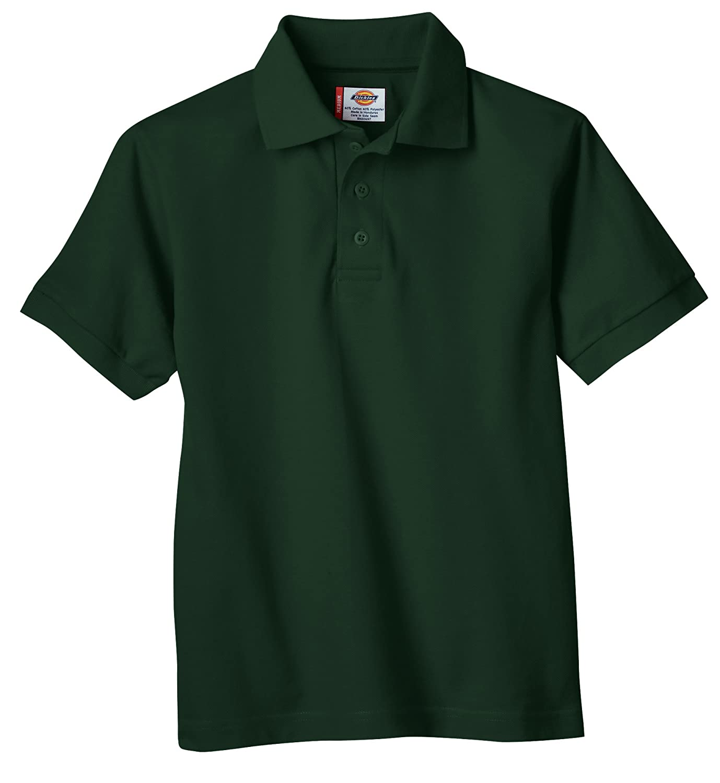 Dickies Big Boys' Short Sleeve Pique Polo Dickies Boys 8-20 KS4552