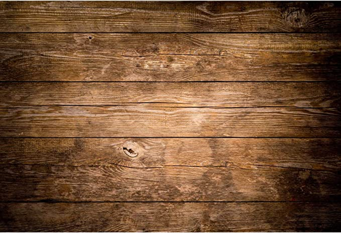 3X5FT-Wedding Festival Love Pattern Wall Photo Background Wood Floor Photographic Backdrop