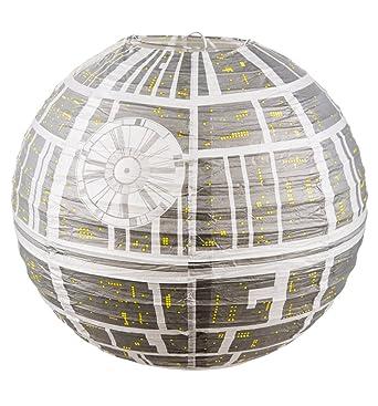 Sombrilla Estrella Papel para Techo de de Muerte Star 5x30 29 Wars de Lámparas Lámpara la vfyYb6g7