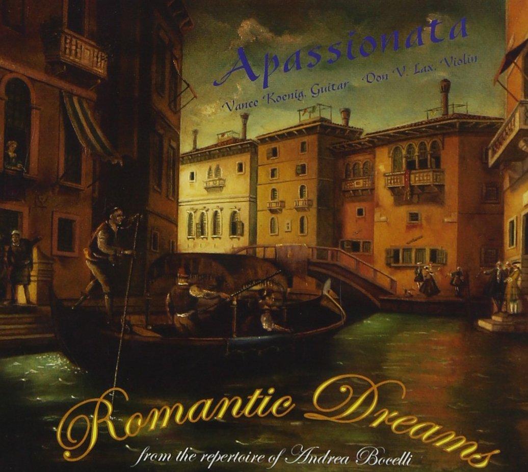 Romantic Dreams by CD Baby