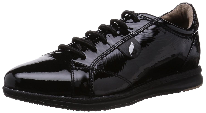Geox D Avery, Zapatillas para Mujer 35 EU|Schwarz (Blackc9999)