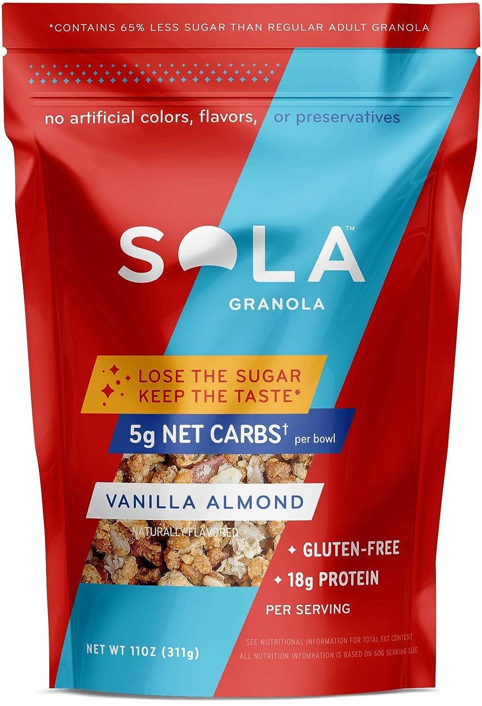 SOLA Granola: Amazon.com: Grocery & Gourmet Food