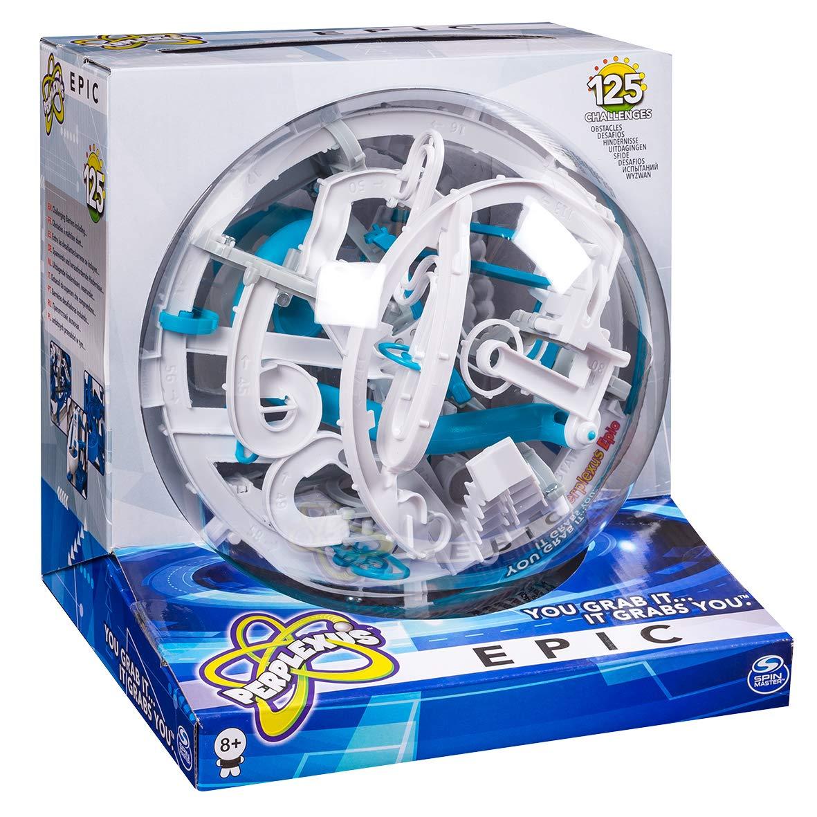 Perplexus Games Epic-Labirinto Tridimensionale, 6022080 Spin Master