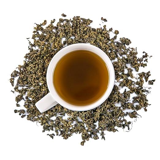 Gynostemma Tea – Jiaogulan AMPK Activator Loose Leaf Herbal Tea – Potent Antioxidant & Adaptogenic Longevity Herb