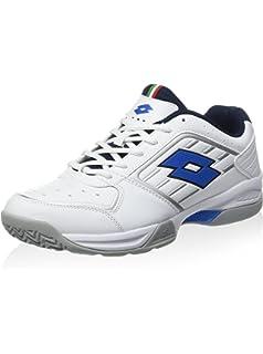 Lotto T-TOUR III 600 amazon-shoes bianco Da tennis HuOsMaM