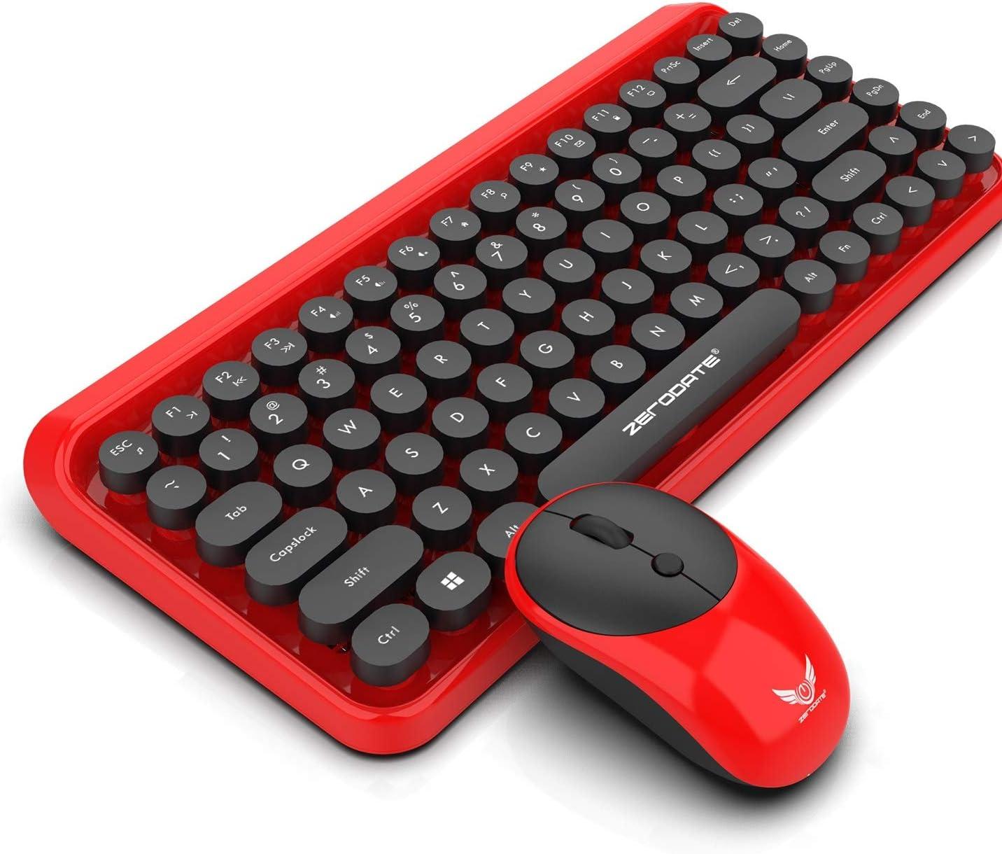 Love Life Combinación de Teclado y Mouse, Teclado ergonómico ...