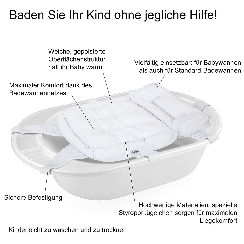 Babyjem Badewannensitz Hochwertiger Badesitz Für Die Babybadewanne
