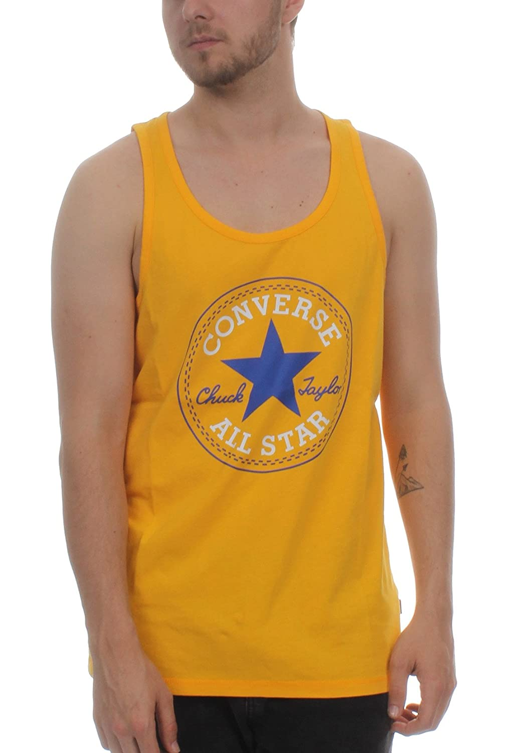 Converse Chuck Patch Tank T-Shirt, Men, Men 10002888-A03