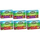 Black Forest Juicy Burst Variety, Mixed Fruit & Berry Medley, 10 Count, Pack of 6
