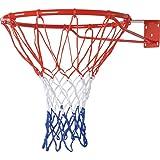 カイザー(kaiser) バスケット ゴール セット KW-649 リング内径42cm 壁設置 自作ボード レジャー ファミリースポーツ
