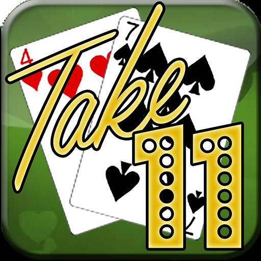 elevens card game - 6