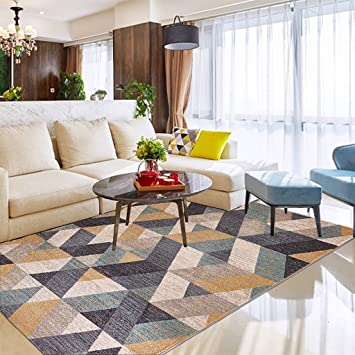 seso uk nordic modern luxury alfombra grande rectangular cama de diseo alfombras saln dormitorio - Alfombras Salon