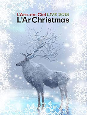 【Amazon.co.jp限定】LIVE 2018 L'ArChristmas (Blu-ray/初回生産限定盤/トートバッグAmazon ver.付)