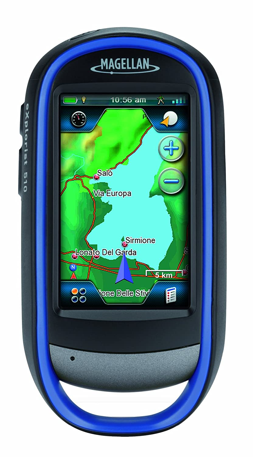 Magellan Outdoor Navigations Gerät Explorist 510