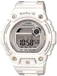 08dc6a7ecdb524 Amazon | CASIO カシオ Baby-G ベビーG レディース 腕時計 デジタル BG ...