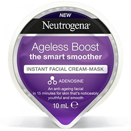 Neutrogena Agelles Boost Anti-Edad Mascarilla Express hidrogel, 10ml