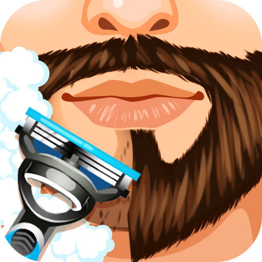 [Beard Shaving Free] (Japanese Beard)