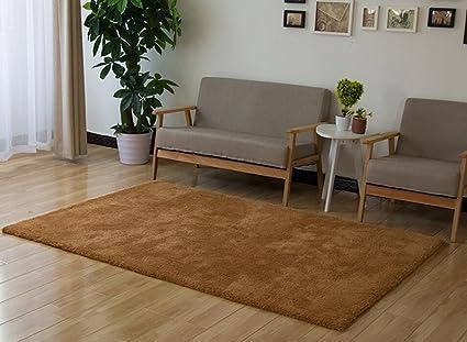 Camera Da Letto Color Champagne : Tao tappeto soft touch shaggy thick lussuoso per soggiorno morbido