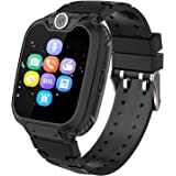 Kids Phone Smartwatch with Games & MP3 Player - 1.54 inch Touch Screen Watch Phone 2 Way Call Music Player Game Funny…