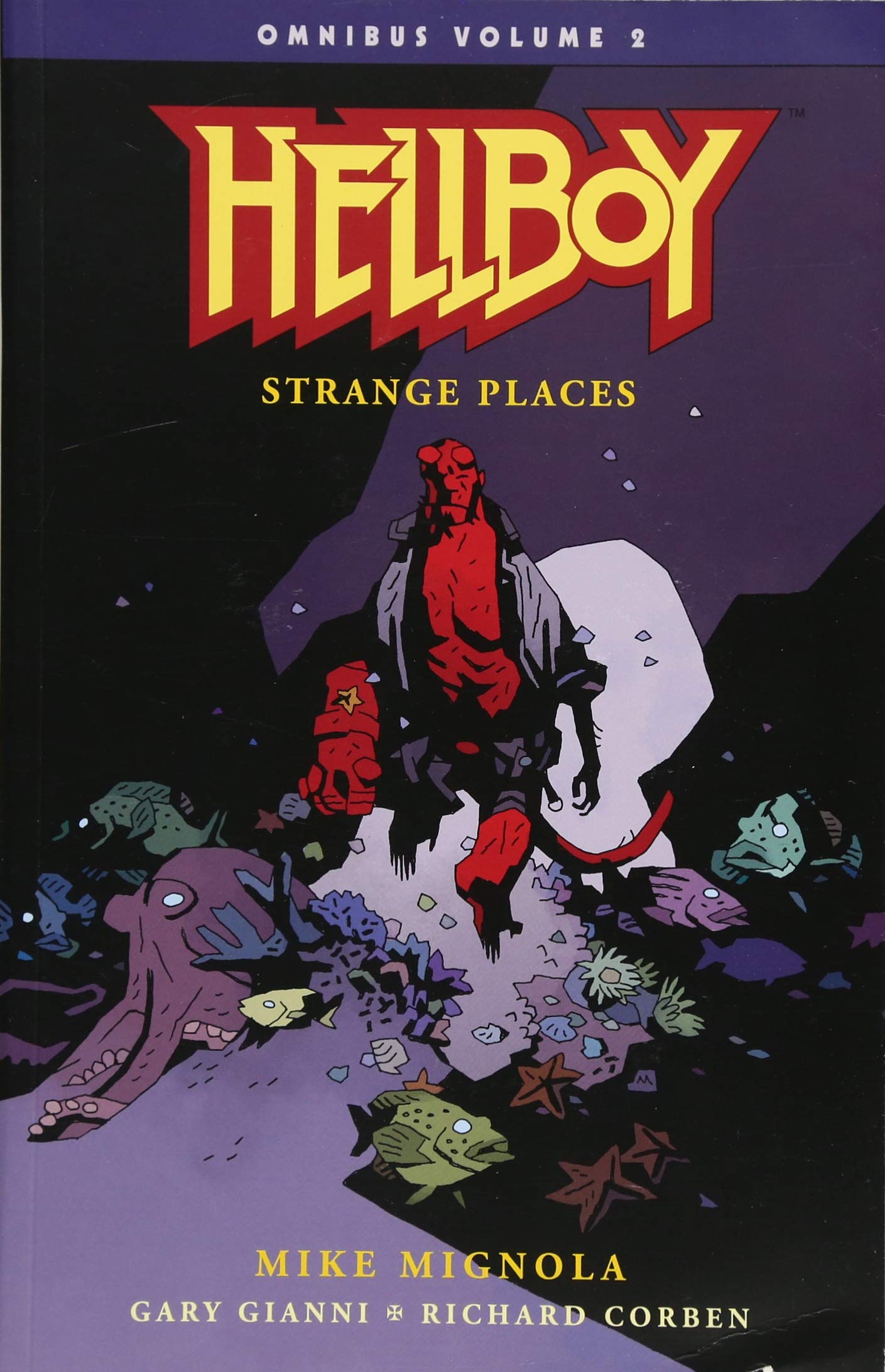 Hellboy Omnibus Volume 2: Strange Places (Hellboy Omnibus: Strange Places) ebook