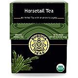 Buddha Teas Organic Horsetail Tea   18 Bleach-Free Tea Bags   Optimizes Urinary Tract Health   Supports Hair Growth and Bone